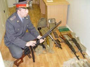 Возможные проблемы с оружием