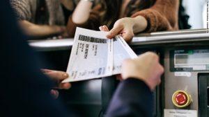 возврат билета