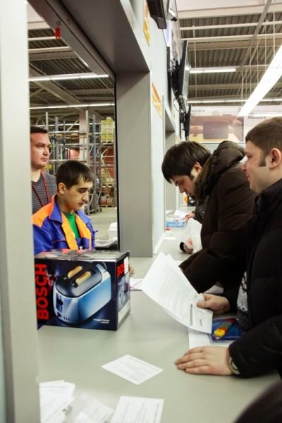 Передача оборудования обратно продавцу