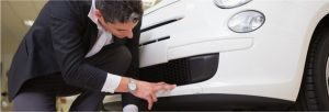 Установление недостатков в покупаемой машине