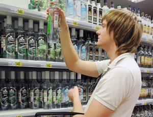 Проверка алкогольной продукции перед покупкой