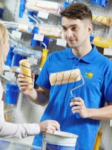 Обмен продукции в магазине ОБИ