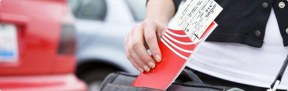 Обмен и возврат билетов в авиакомпанию