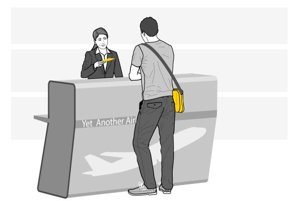 Процедура замены билета