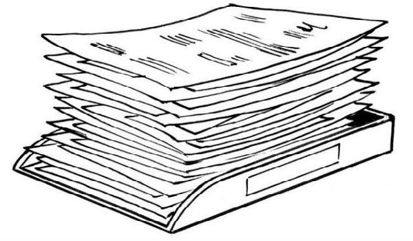 Документы на возврат товара