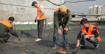 Заявление в УК на ремонт крыши