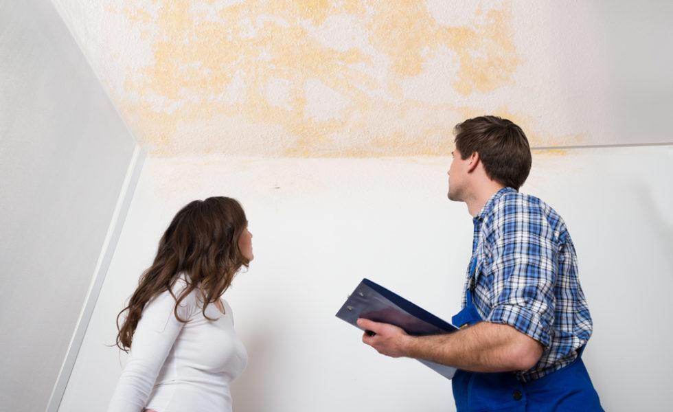 Составление акта залива квартиры