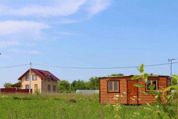 договор дарения земельного участка и дома между родственниками