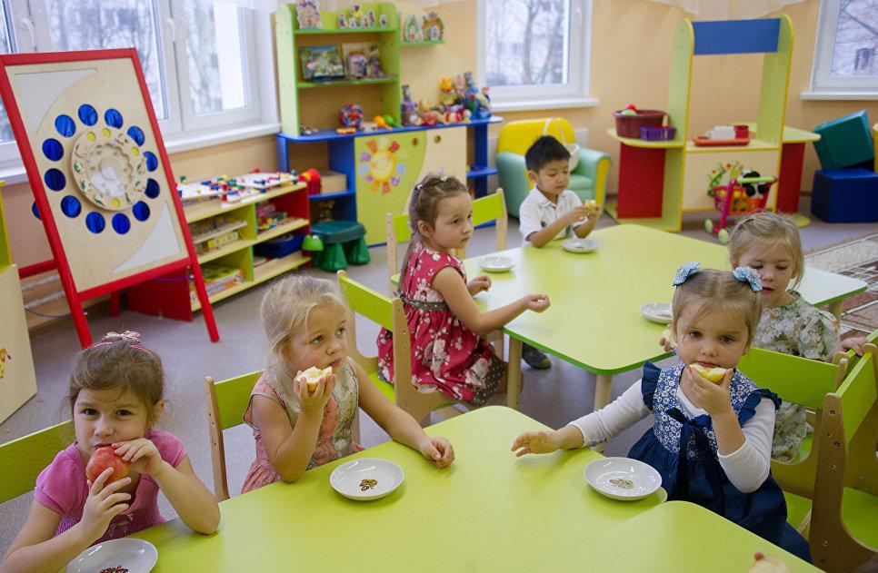 Для зачисления в детский сад ребенку нужна регистрация